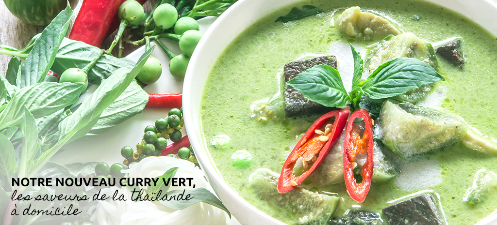 Curry-vert
