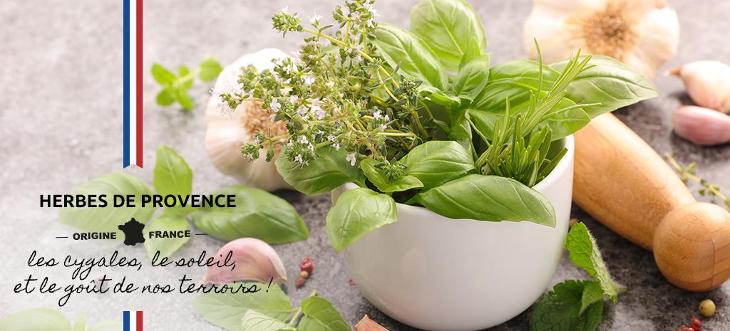 Herbes de Provence Françaises